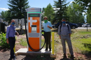 Eagle County Fast Chargers