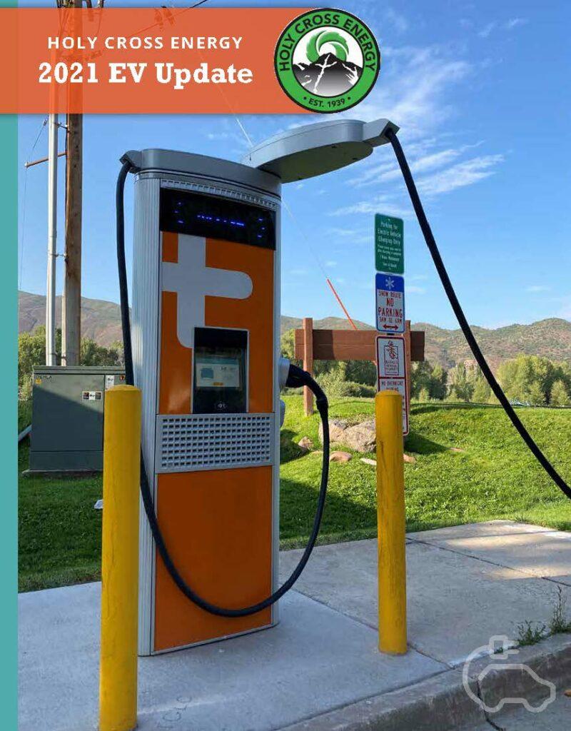 Holy cross energy EV 2021 report update
